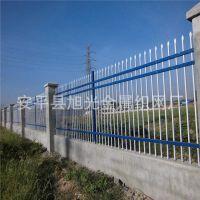 专业批发 小区围墙锌钢护栏网 热镀锌锌钢护栏 可定做
