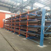 原材料仓库货架宽敞、整齐、高效的存储原材料改变杂乱无章的伸缩式货架