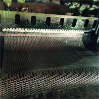 防锈漆菱形钢板网 重型菱形钢板网 金属板拉伸网规格型号