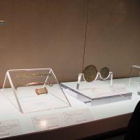 工厂展业定制会展样品展示架 博物馆展台 古代文物兵器货币保护罩