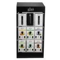 亚克力电子烟油展示架 电子烟雾化器展示架 电子烟展示架