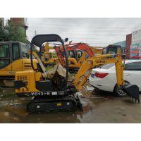 新的微型玉柴YC13-6挖掘机价格二手玉柴28-8挖掘机