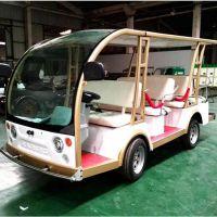 傲森厂家直销AS-0011 11人座四轮电动观光车公园景区旅游观光车