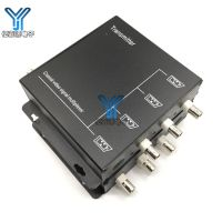 3路视频复用器带RS485视频信号叠加器视频一线通3路视频+RS485