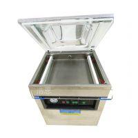 浩恩厂家直销600单室食品真空封口机不锈钢真空包装机