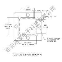 ON Semi芯片MT9T001插座ANDON插座 691-48-TH-491-R27-L14-1