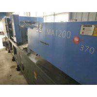 二手海天注塑机转让工厂MA120吨伺服电机
