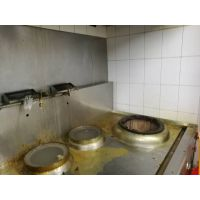 天津西青单位食堂烟道清洗清洗流程