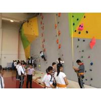 室内攀岩墙专业制造 攀岩馆订制规划设计施工安装