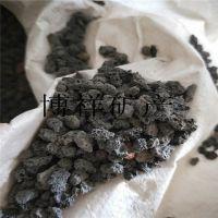 博祥供应红色多肉专用3-6mm园艺火山石颗粒 滤料火山岩 鱼缸专用