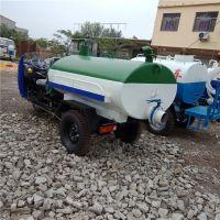 供应小型三轮吸粪车山东生产厂家时风移动式柴油机抽粪车