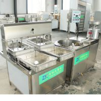 贵州遵义全自动豆腐机器价格 彩色豆腐机 豆腐机设备