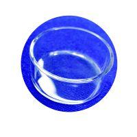 上海百千生物圆形方形石英玻璃培养皿耐高温耐酸碱石英可定制
