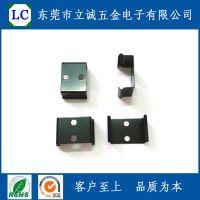T5线条灯卡扣三防灯卡扣LED铝灯条T5固定夹挂板不锈钢材质弹性好东莞生产。