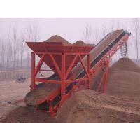 瀚洁供应筛沙洗石机 移动式筛沙设备 浙江小型沙子筛分机械