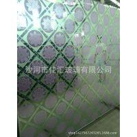 【佳汇艺玻】沙河厂家供应奢华大理石、背景墙玻璃 款式独特