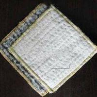 定做4000g国标耐穿刺GCL天然钠基膨润土防水毯 环保防渗效果好
