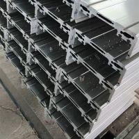 开模定制同步带模组铝合金120线性模组挤出铝型材南京工业铝厂家