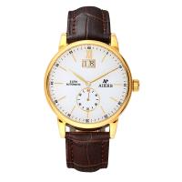 艾尔时手表厂家批发销售防水进口石英商务不锈钢男士手表