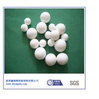 淄博赢驰供应氧化铝陶瓷惰性瓷球支撑剂