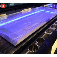 迪克dk自助餐台桌子 布菲台装饰 多功能冷热自助餐台定制餐饮设备