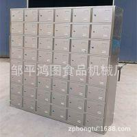 厂家定做各种不锈钢储物柜 碗柜 餐具消毒柜 职工衣物橱 文件柜