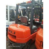 芜湖供应精品合力3吨柴油叉车 二手叉车销售