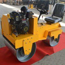 座驾式小型压路机 柴油压实机 草坪碾压机厂家
