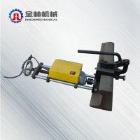直销DZG-23电动钢轨钻孔机 金林机械轨道设备电动钻孔机