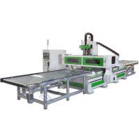 诺承NC-1325P柜体家具下料机 定制衣柜开料机 自动换刀雕刻机价格