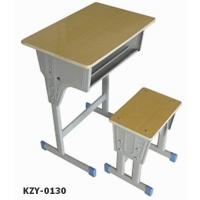 九江课桌椅厂家直销学生桌椅培训班学校课桌椅可升降儿童学习桌椅辅导班定制