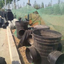 雨水渗透渠 排水渗透管 YY塑料井 雨水收集系统