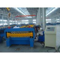 加宽840,900双层压瓦机 彩钢瓦成型 金属成型设备厂家