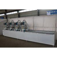 塑料型材加工门窗设备机械 一整套塑钢门窗生产设备价格