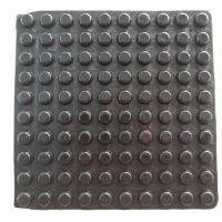 透明防滑硅胶垫 防滑橡胶垫 自粘橡胶垫 半圆形
