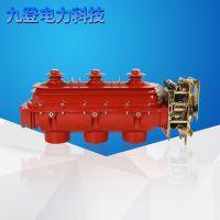 FLRN36-12/630 六氟化硫SF6负荷开关进线二工位出线三工位