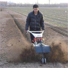 大葱培土的作用 黄姜固根壅土机 圣通小型开沟机