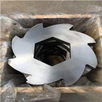 撕碎机刀片 塑料垃圾撕碎机 轮胎自行车粉碎设备