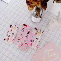 夏日泳装女孩iphone7p手机壳硅胶苹果X光面全包6s防摔软壳保护套8