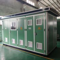 湖北10kv预装式变电站厂家,YBW欧变系列配变压器