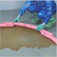 陕西 西安 NEWPIG/纽匹格 124CR防化学条形吸污袋吸油棉 工业类袜型高浓度酸碱溶吸污袋