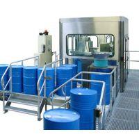 208升单桶液面下全自动灌装机上海广志自动化