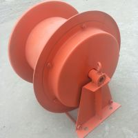 JTA圆筒式电缆卷筒 起重机电磁吸盘 抓斗 电动平车用电缆卷筒