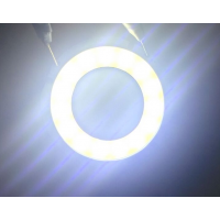 led太阳能移动应急照明cob光源便携式移动照明专用cob光源3v白光定制双色