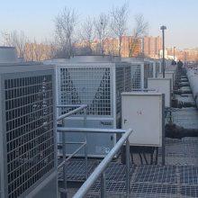 别墅空气能采暖工程-太原空气能采暖工程-山西大尚新能源