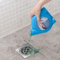 管道疏通剂毛发分解剂下水道厕所卫生间清洁剂马桶除臭堵塞 B2201