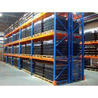 龙岗区横梁卡板货架、仓库简易式整理货架、物流仓库自动仓库货架