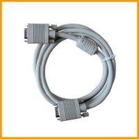 生产厂家批发 电脑显示器连接线 15P对15P 白色VGA公对公连接线