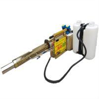 背负式弥雾机的科学使用方法 什么温度打药好的烟雾器