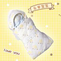 六层抱被 母婴纱布睡袋婴儿纱布纯棉睡袋新生儿 睡袋儿童